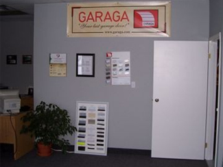 Showroom Garaga Banner